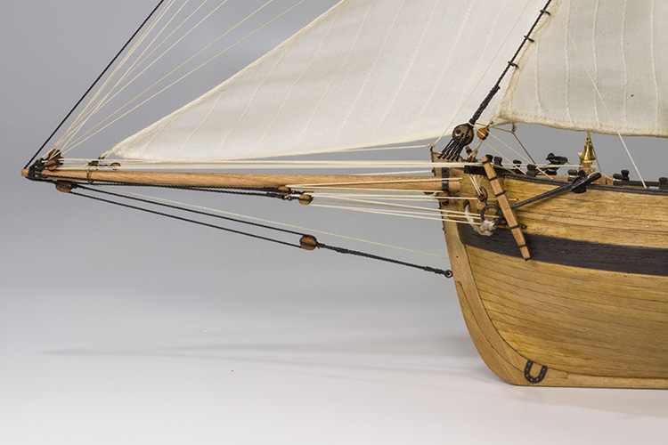 Tender Avos 1806 Model Boat Kit - Master Korabel (MK0303PXS)
