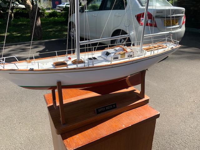 Gipsy Moth IV Model Ship (Superior Range) - HM