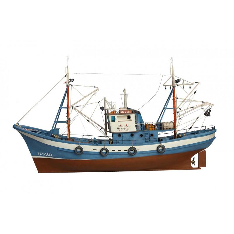 Virgen Del Mar, Cantabrian Tuner Model Ship Kit - Disar (20142)
