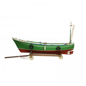 Barquera, Motora Del Cantabrico Wooden Model Ship Kit - Disar (20145)
