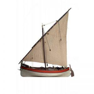 Adriana, Almejera del Mediterraneo Model Ship Kit - Disar (20147)