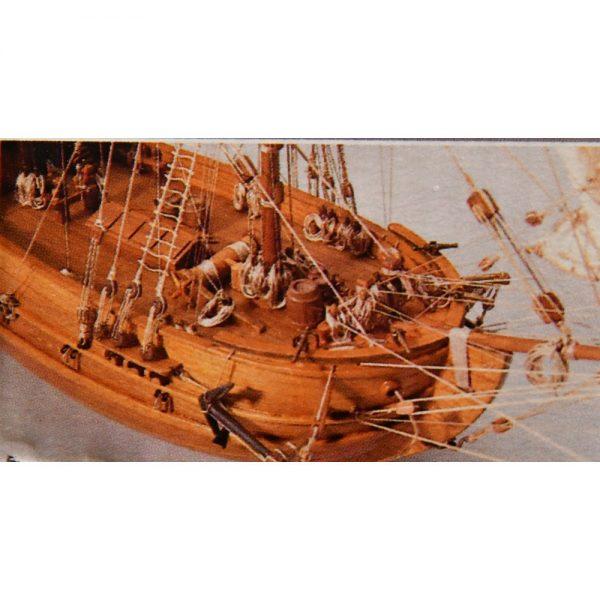 Golden Star Wooden Model Ship Kit - Mantua Models (769)