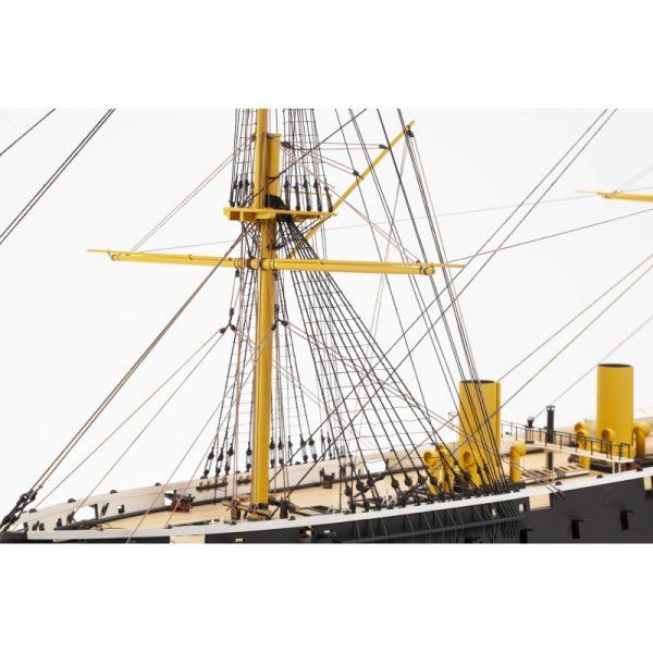 HMS Endeavour Model Boat Kit - Billing Boats (B514)
