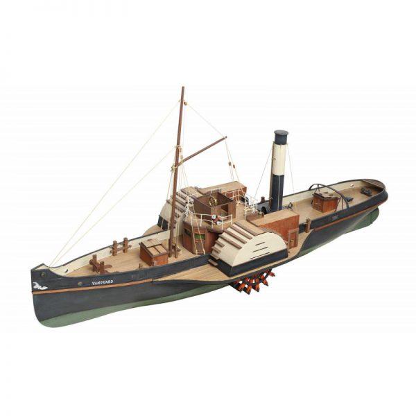 Vanguard Steam Trailer Model Ship Kit - Disar (20151)