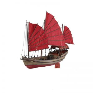 Chinese Junk Model Ship Kit - Disar (20167)