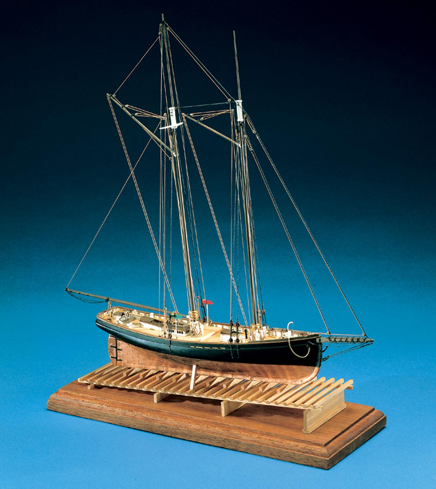 Phantom New York Pilot Boat Kit - Model Shipways (MS2027)