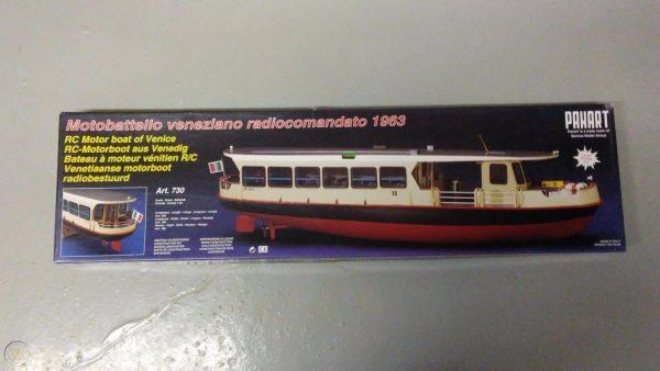 Venice  Model Boat kit - Panart (730)
