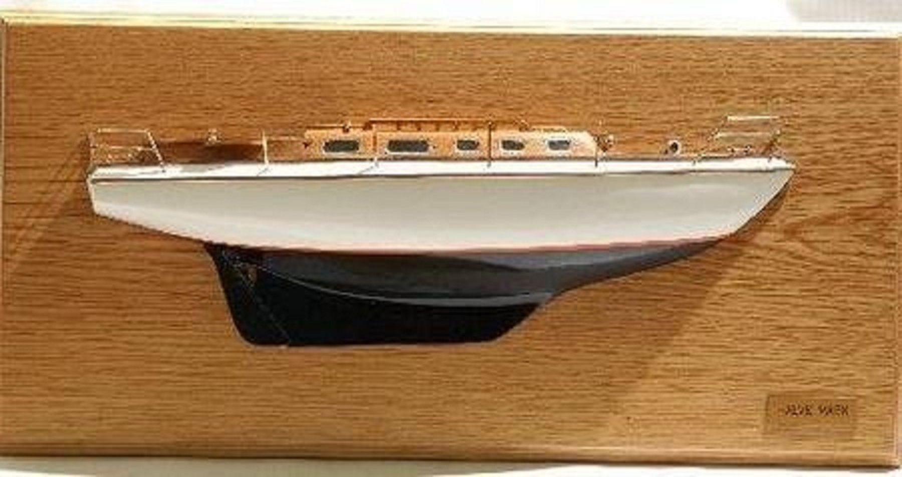 Vindo 40 Half Hull Model Sloop