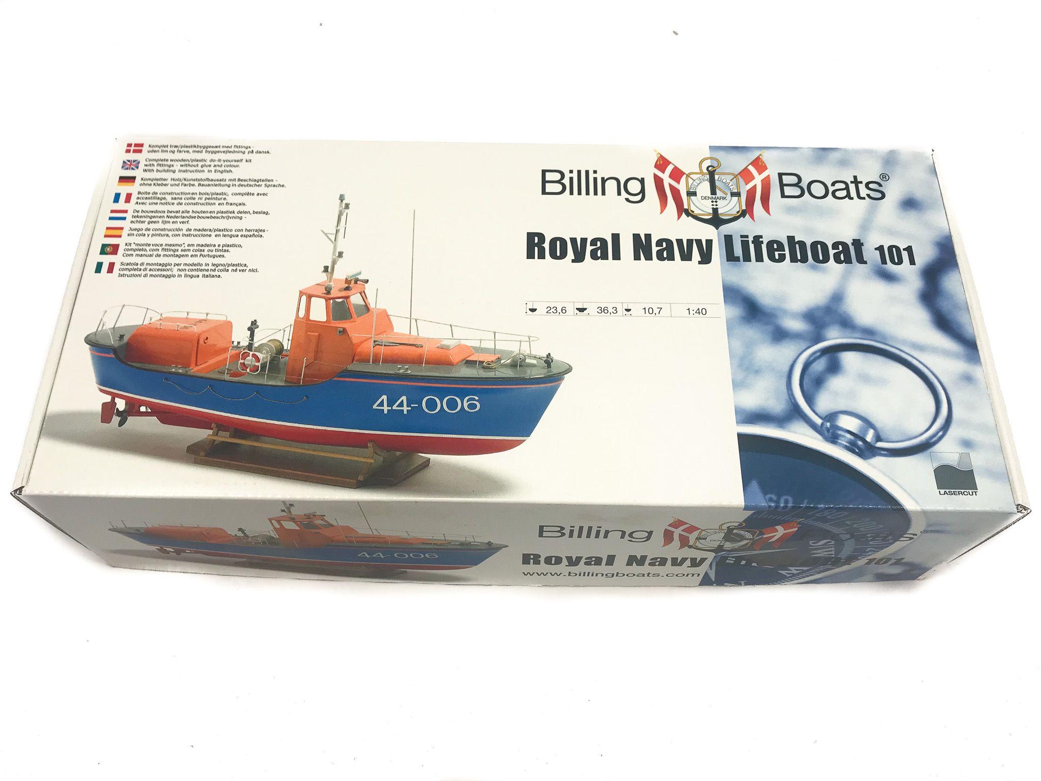 1043-12653-RNLI-Waveny-Lifeboat-Boat-Kit-Billing-Boats-B101