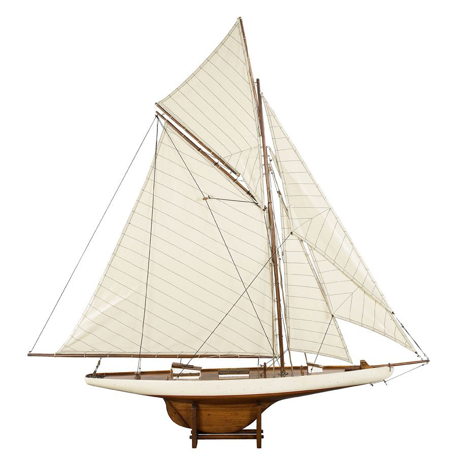 1048-13829-Americas-Cup-Columbia-Antique-Finish-Standard-Range-Authentic-Models-AS075FAS076F