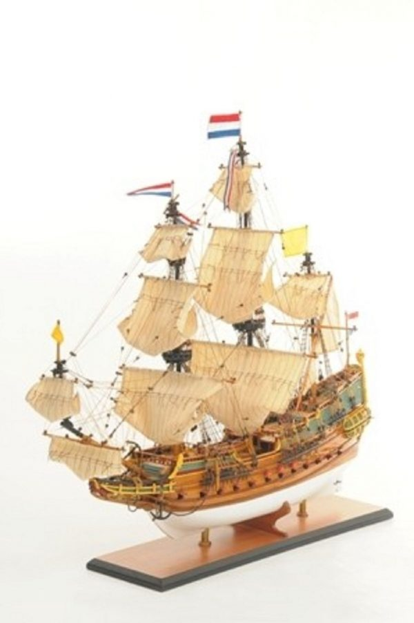 1057-7803-Batavia-model-ship-Superior-Range