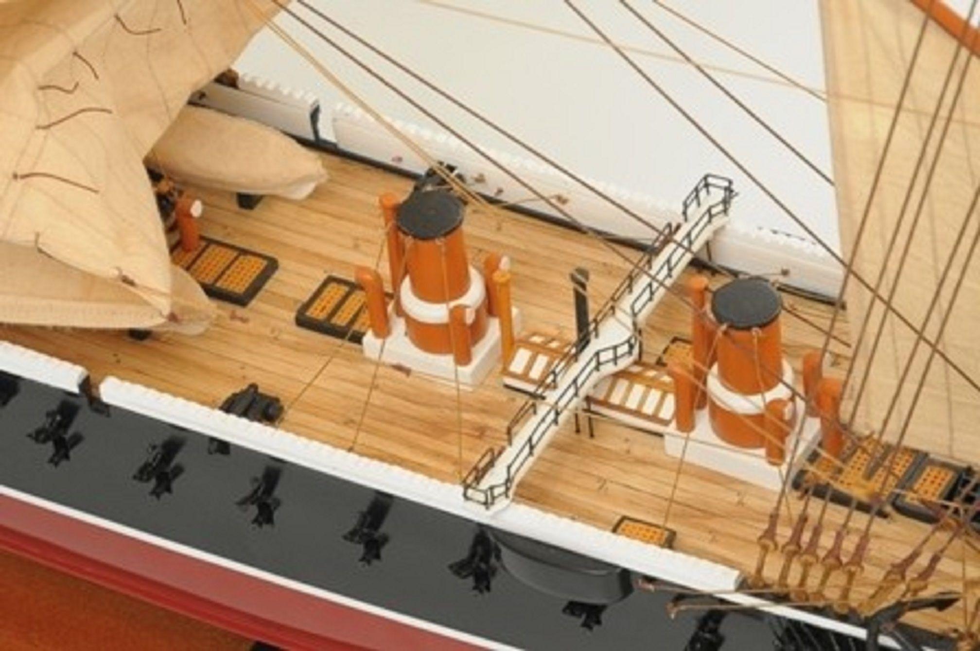 HMS Warrior Model Ship (Premier Range)