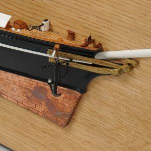 Half Model Cutty Sark (Superior Range) - PSM