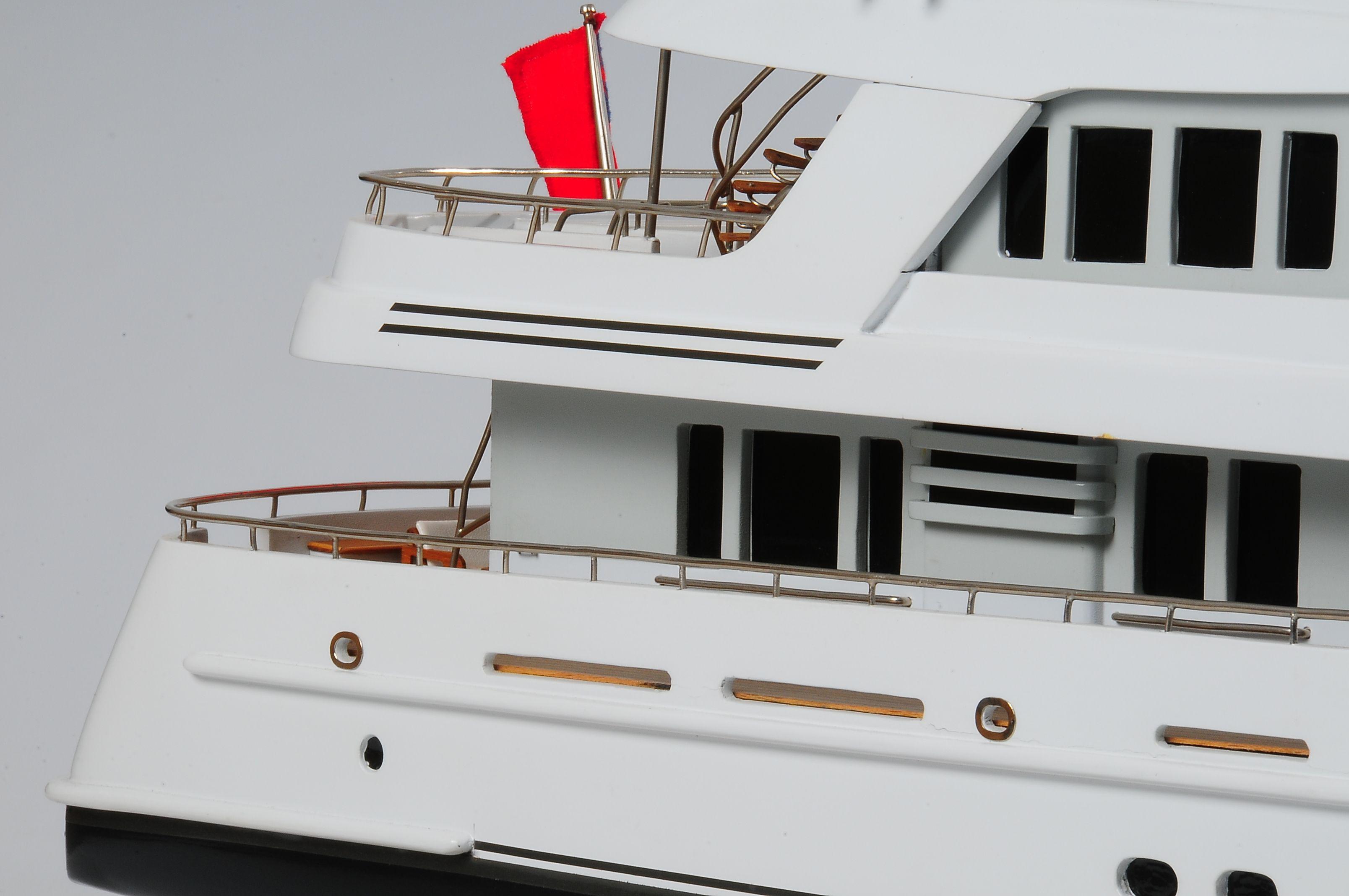 Kathleen Anne Model Yacht