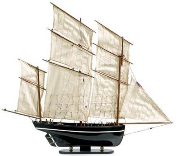 115-7836-Bisquine-Granvillaise-Model-Boat-Superior-Range