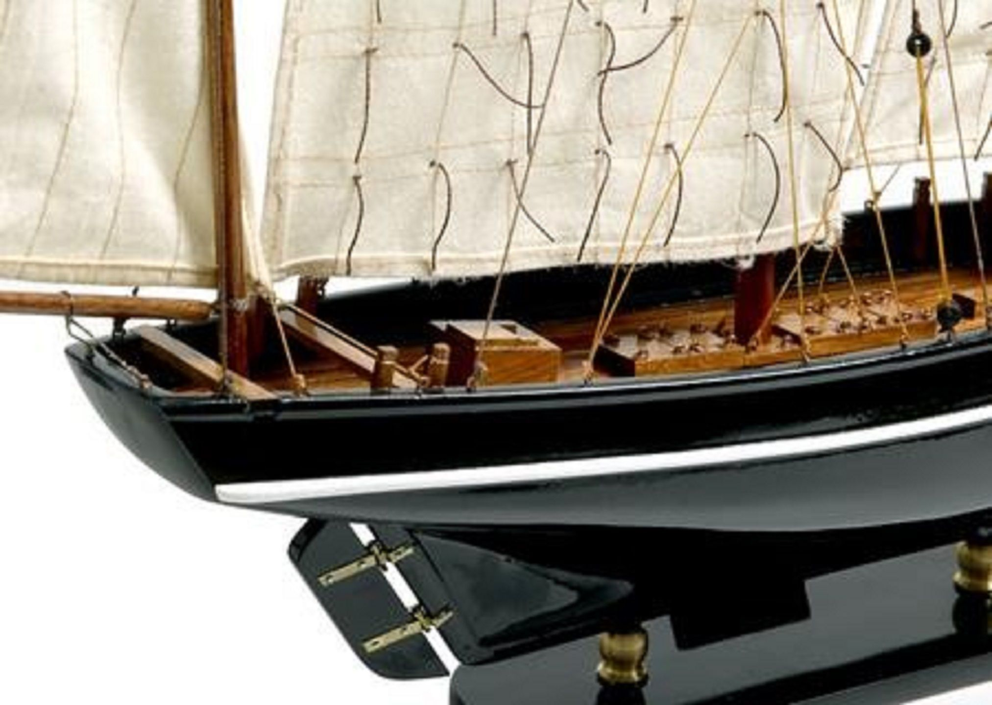 115-7838-Bisquine-Granvillaise-Model-Boat-Superior-Range