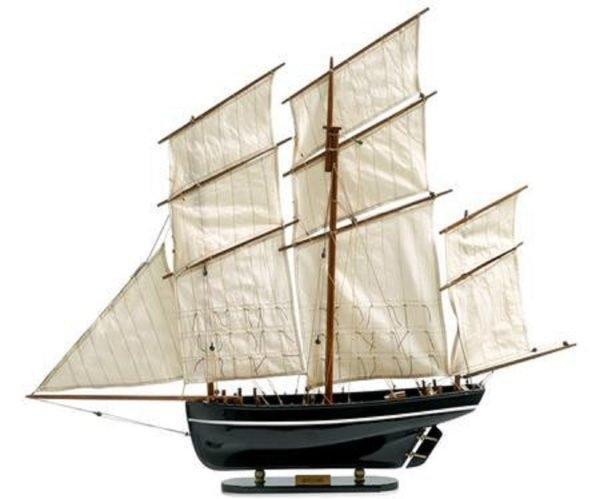 115-7839-Bisquine-Granvillaise-Model-Boat-Superior-Range