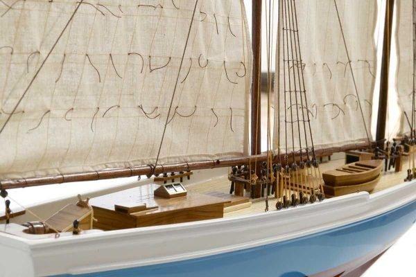 Delawana model yacht (Superior Range) - PSM