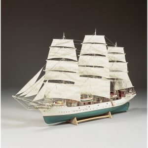 1191-9262-Danmark-Model-Boat-Kit-Special-Edition