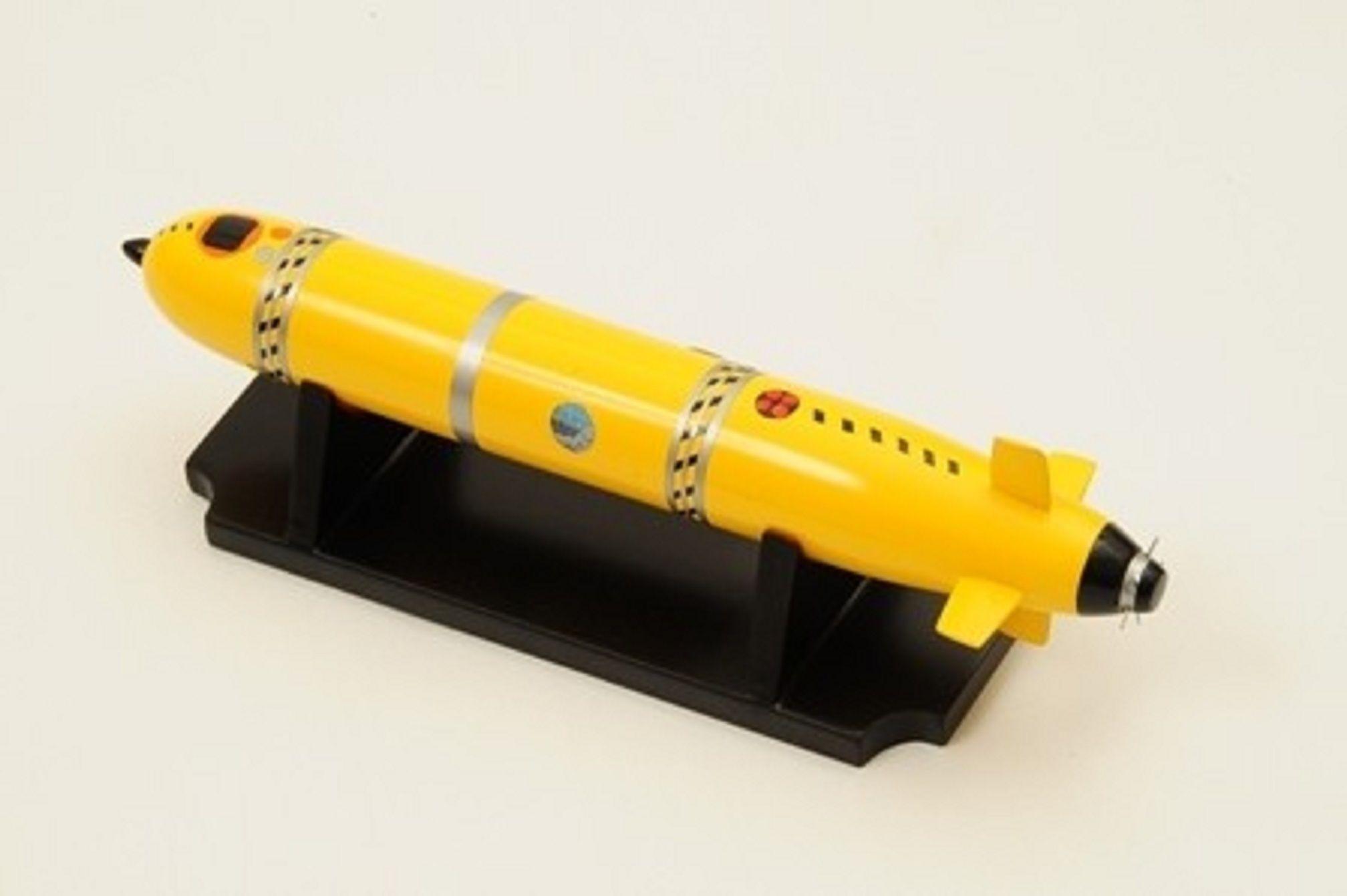 Autonomous Submarine