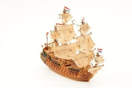 1197-7266-Friesland-Waterline-Model-Ship-Premier-Range