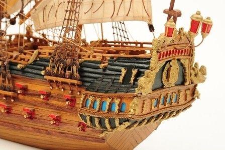 1197-7268-Friesland-Waterline-Model-Ship-Premier-Range