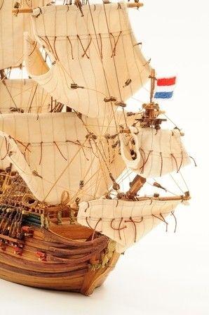 1197-7276-Friesland-Waterline-Model-Ship-Premier-Range