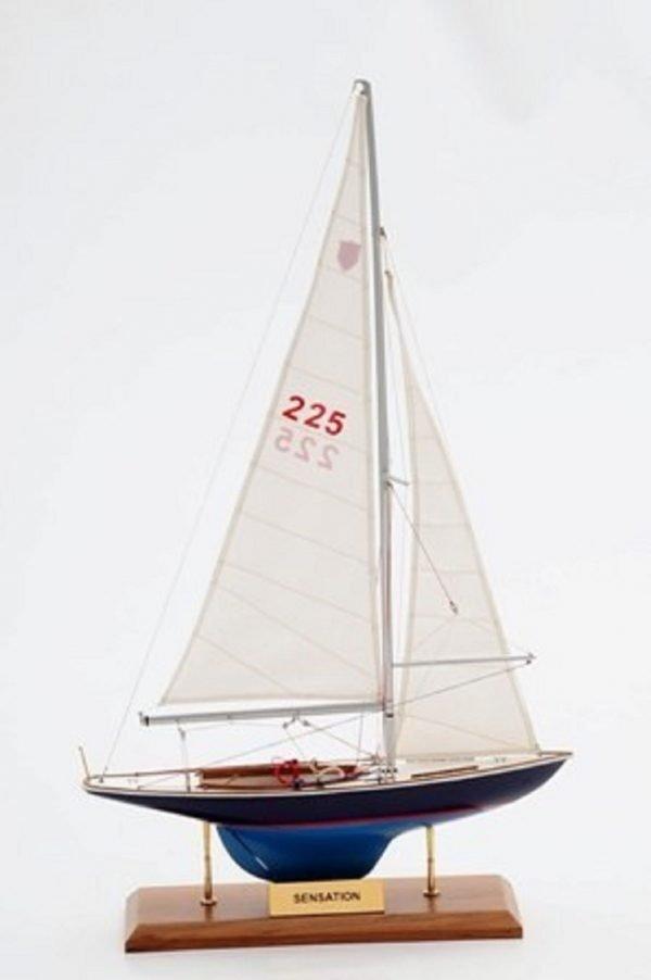 Sensation Model Yacht