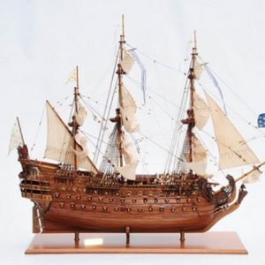 1233-7643-Soleil-Royal-Model-Ship-Premier-Range