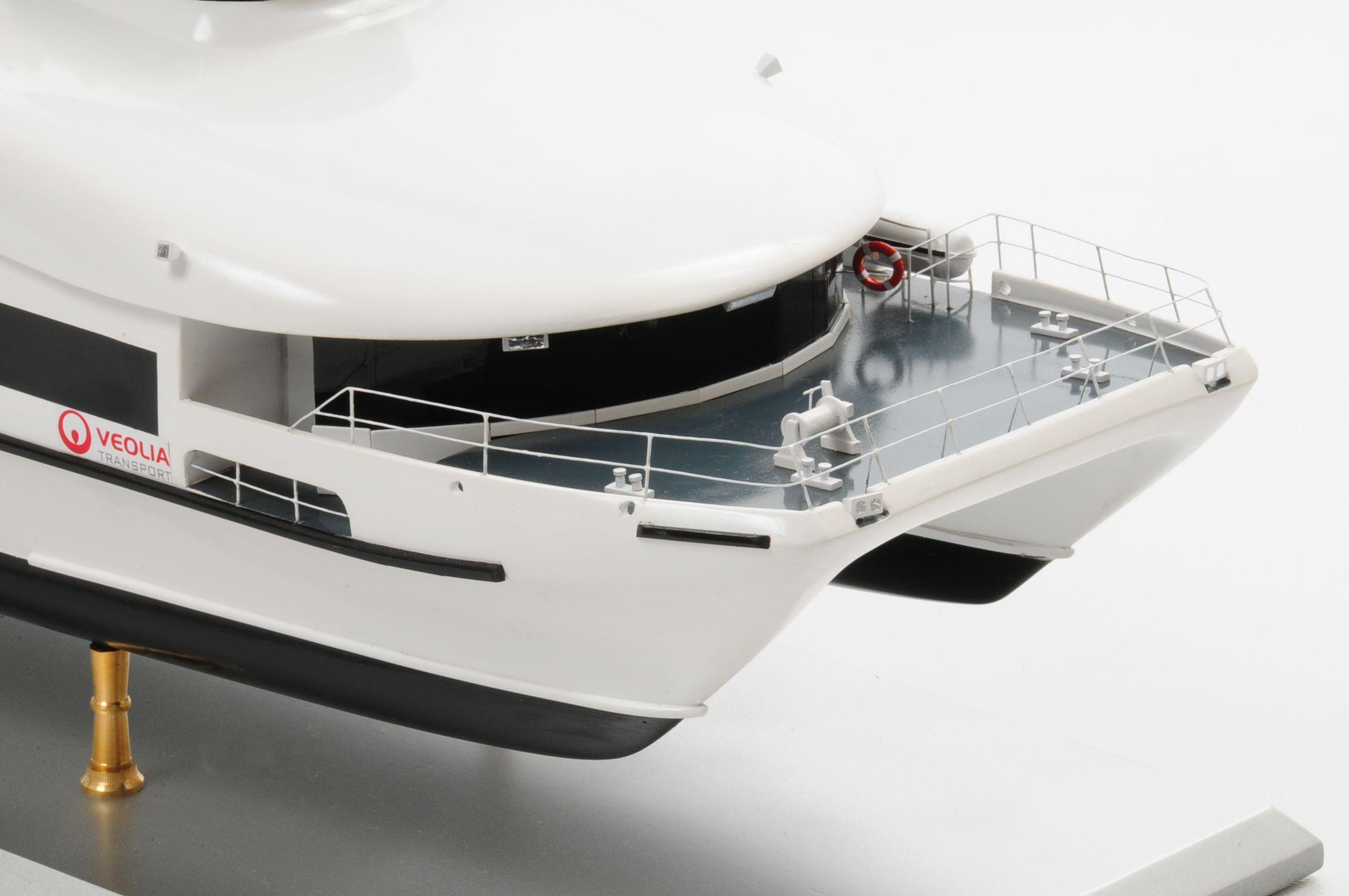 Solifjell Model yacht
