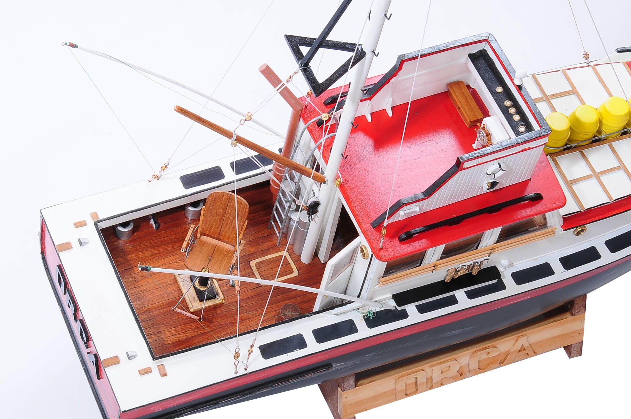 Orca Model Boats