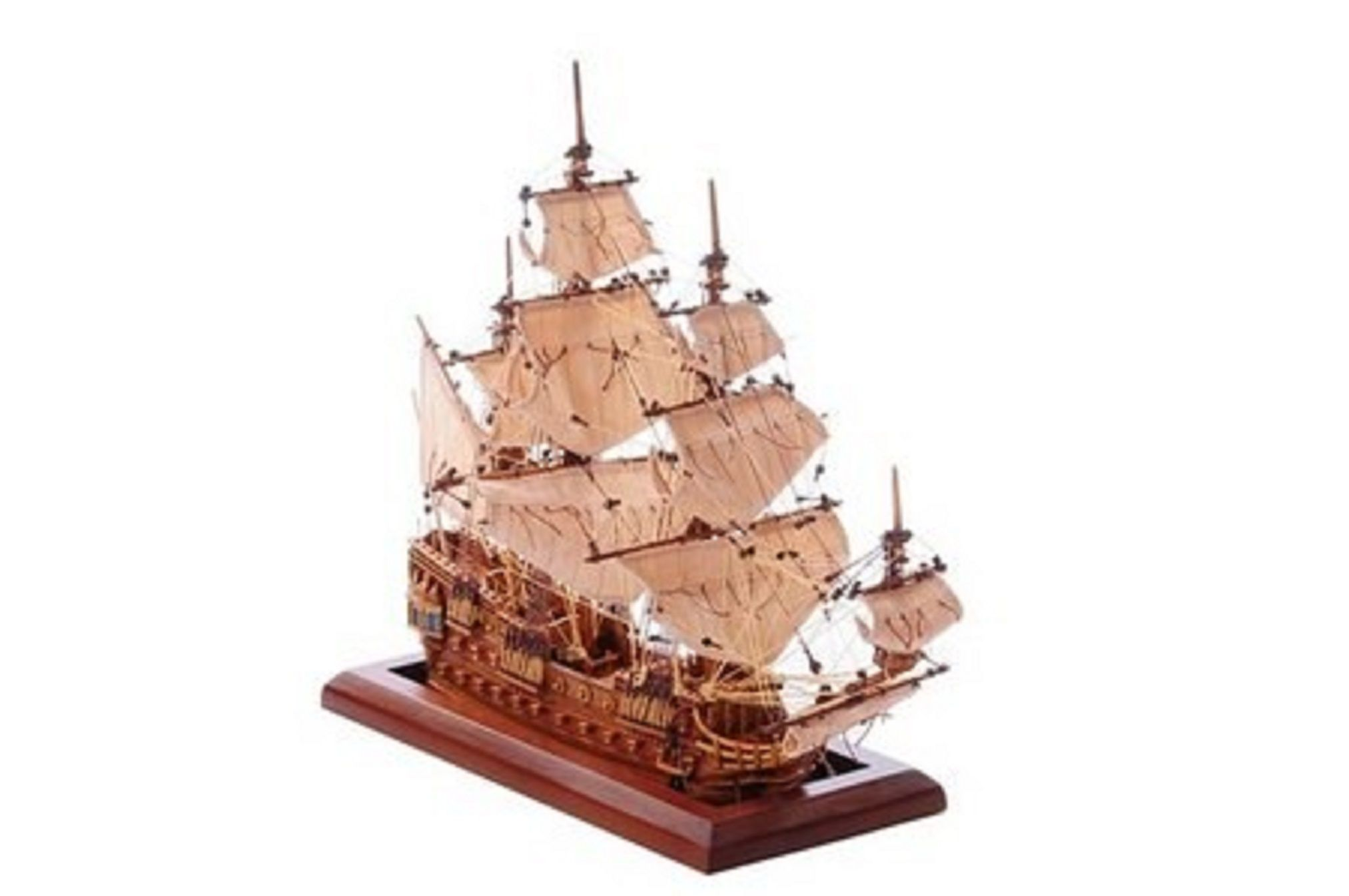 1254-7009-Bristol-Waterline-Model-Ship-Premier-Range