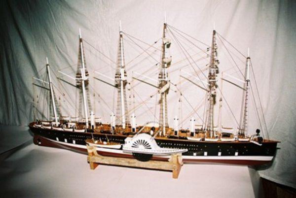 1259-6852-Great-Eastern-Model-Ship