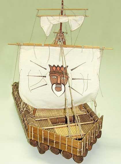 1283-8037-Kon-Tiki-model-boat
