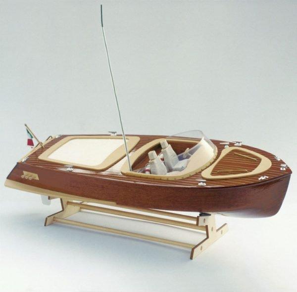 Mincio Model Boat Kit - Mantua Models (704)
