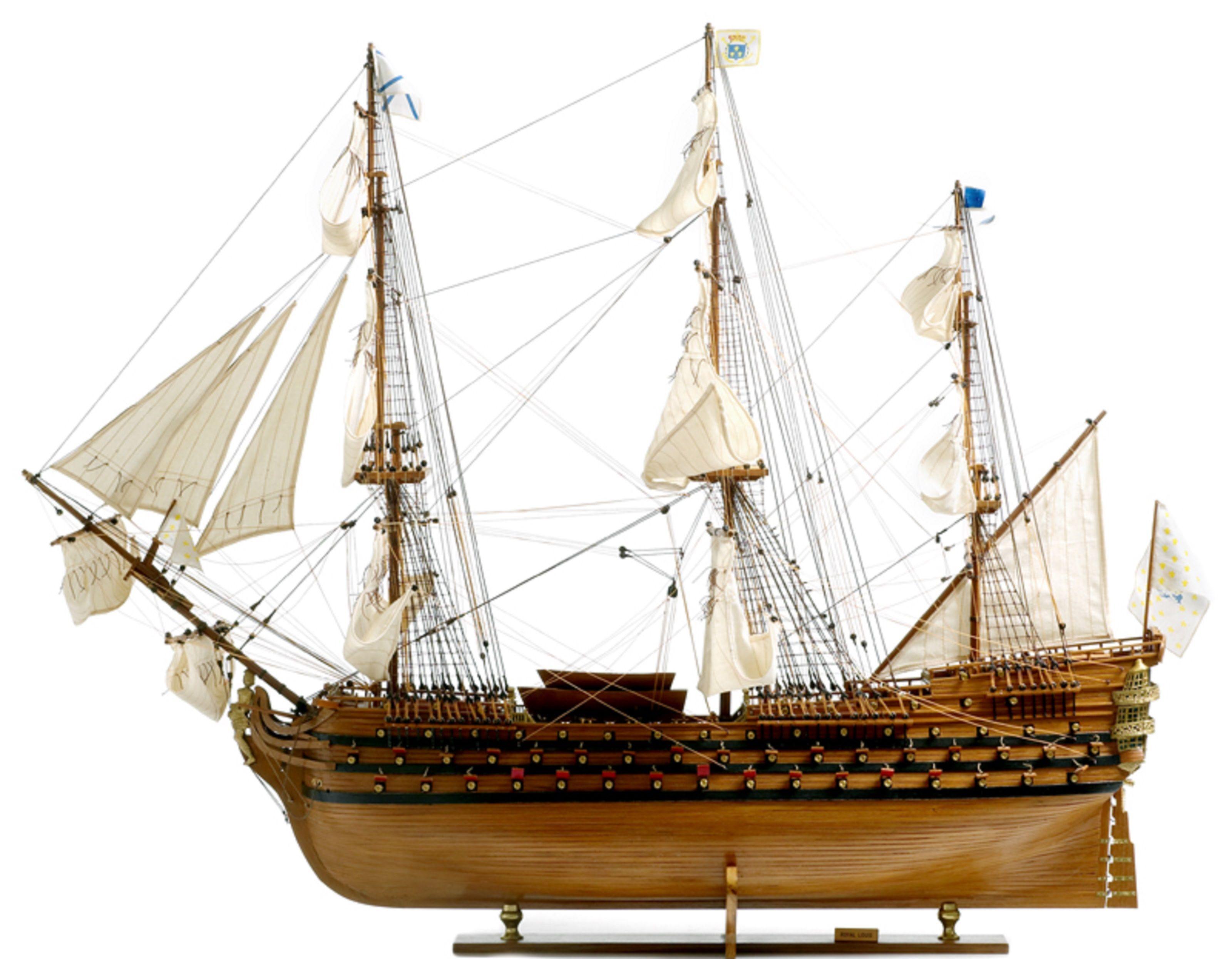 Royal Louis Model Ship (Superior Range) - PSM