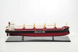 1386-4490-Bulk-Carrier-Model-Ship