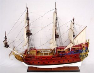 1393-3512-La-Licorne-Model-Ship-Standard-Range