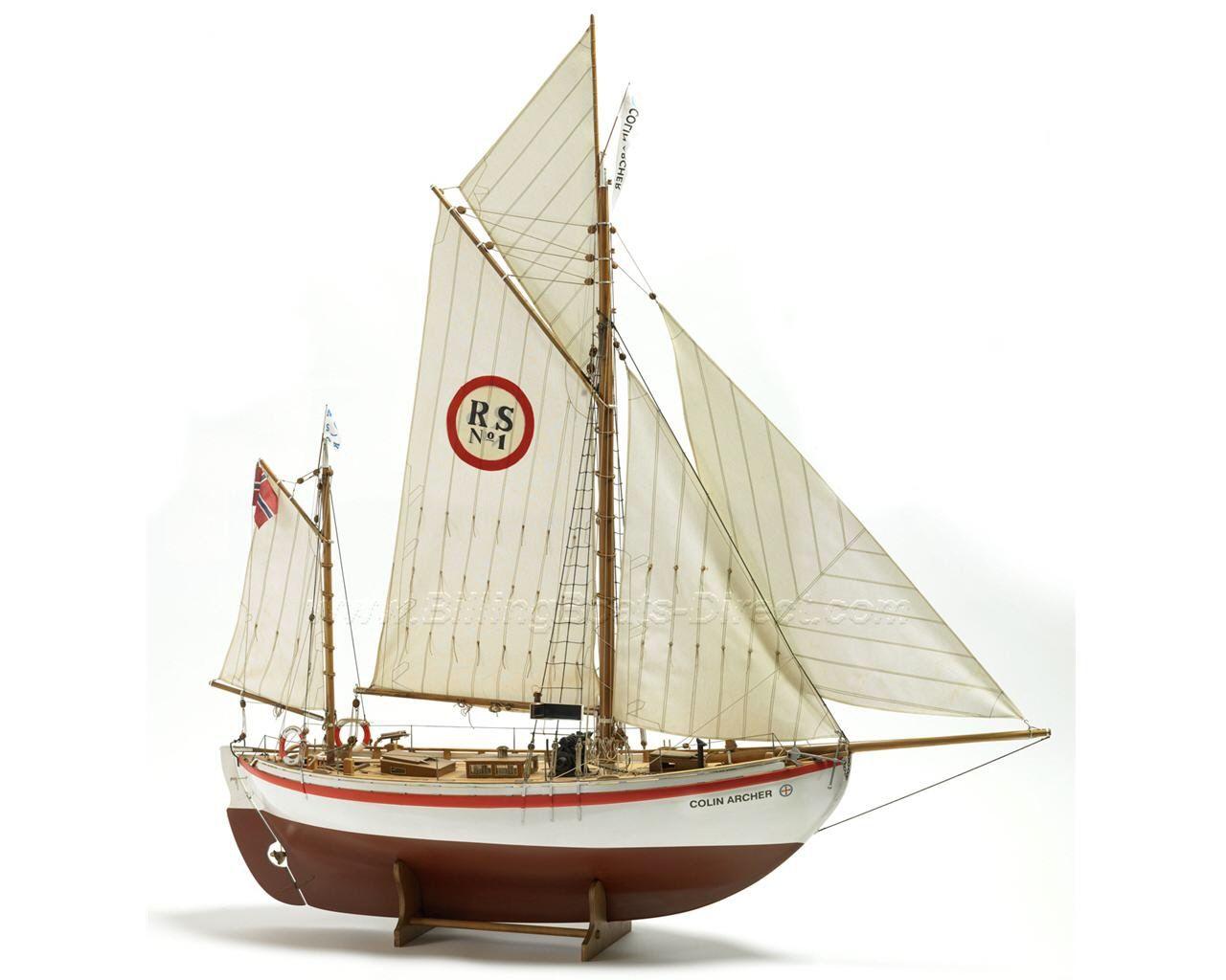 Colin Archer Model Boat Kit - Billing Boats (B606)