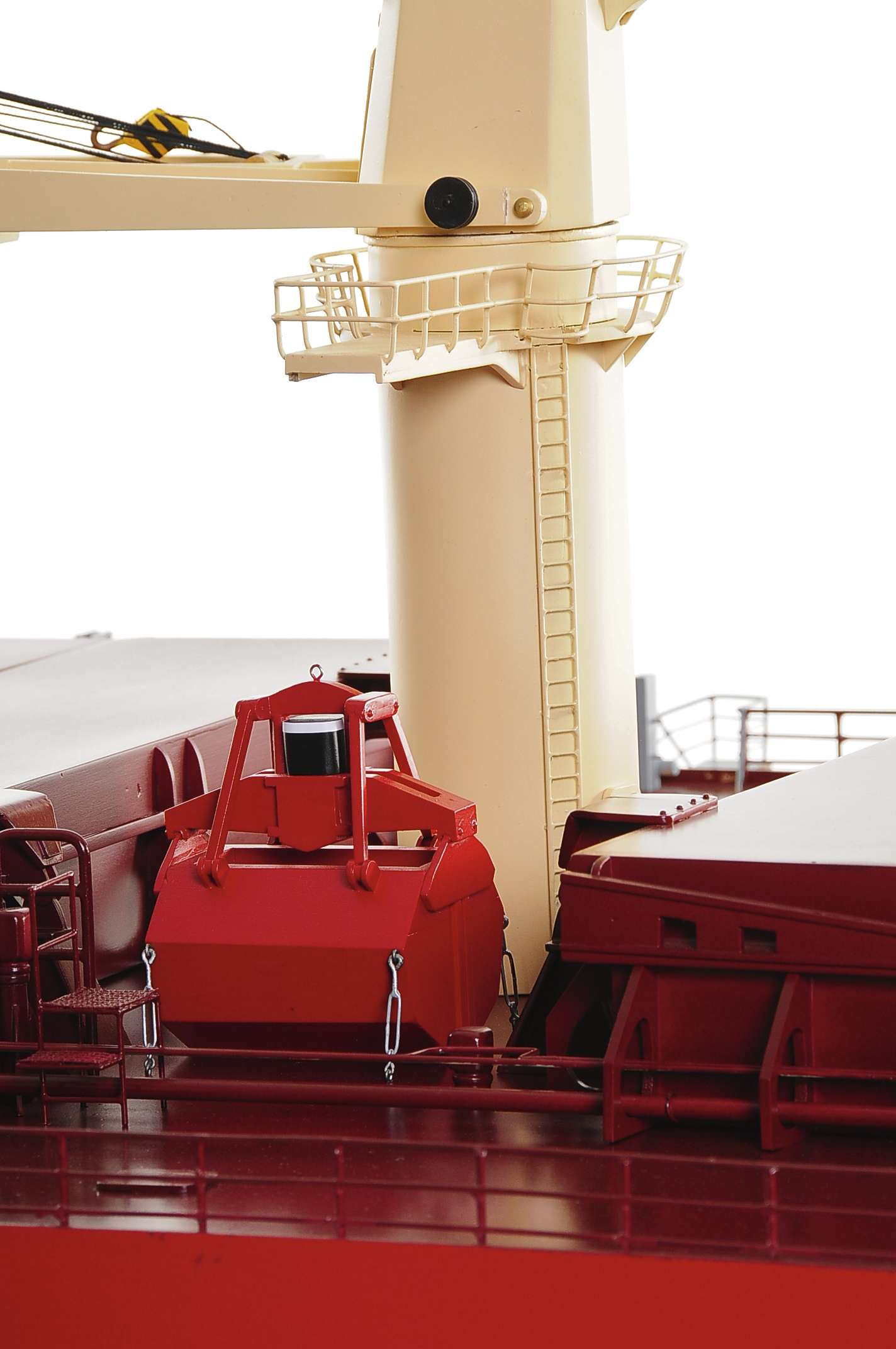 Bulk Carrier Model Ship