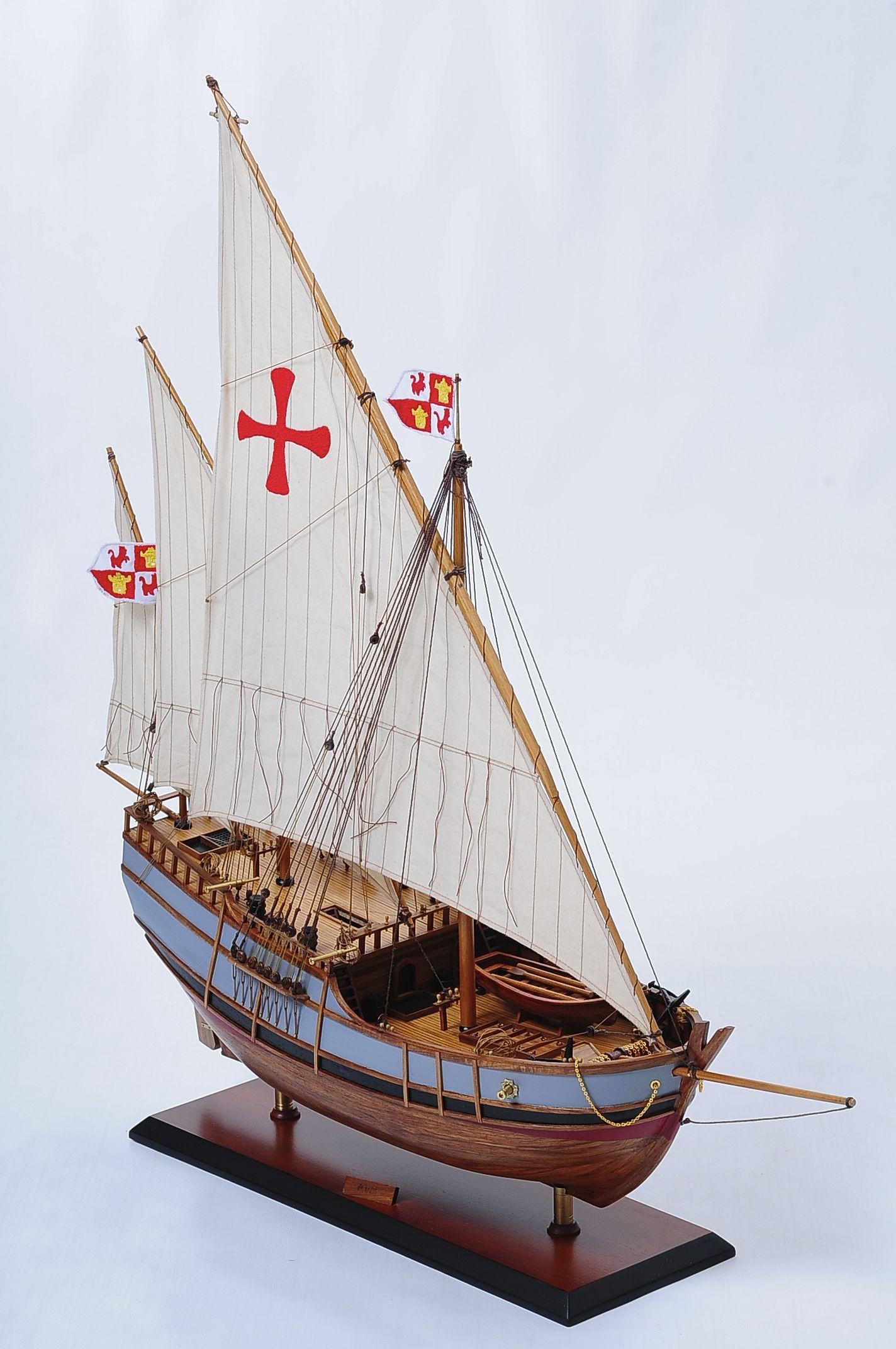 1429-6019-La-Nina-Model-Boat-Superior-Range