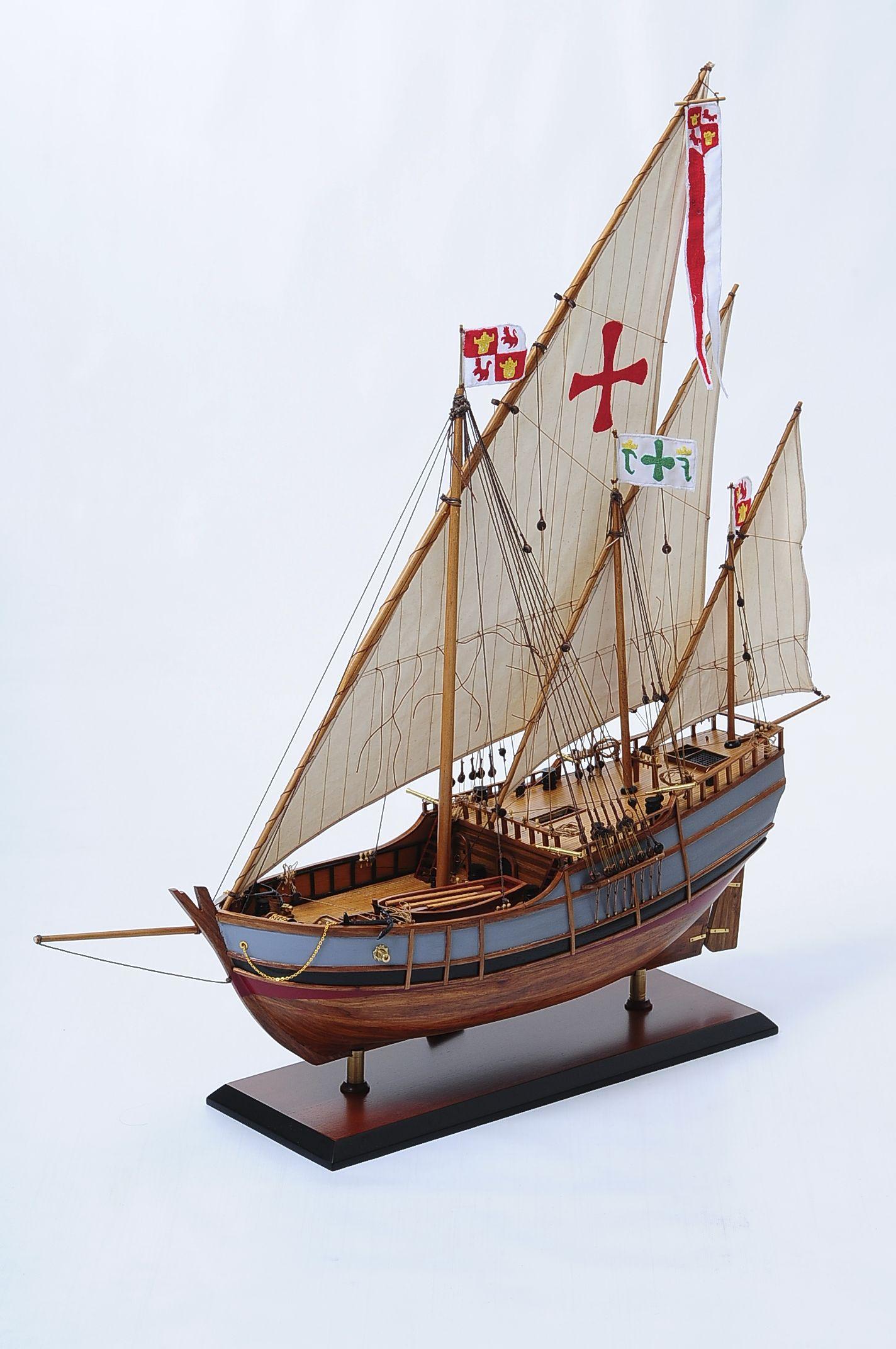 1429-6025-La-Nina-Model-Boat-Superior-Range