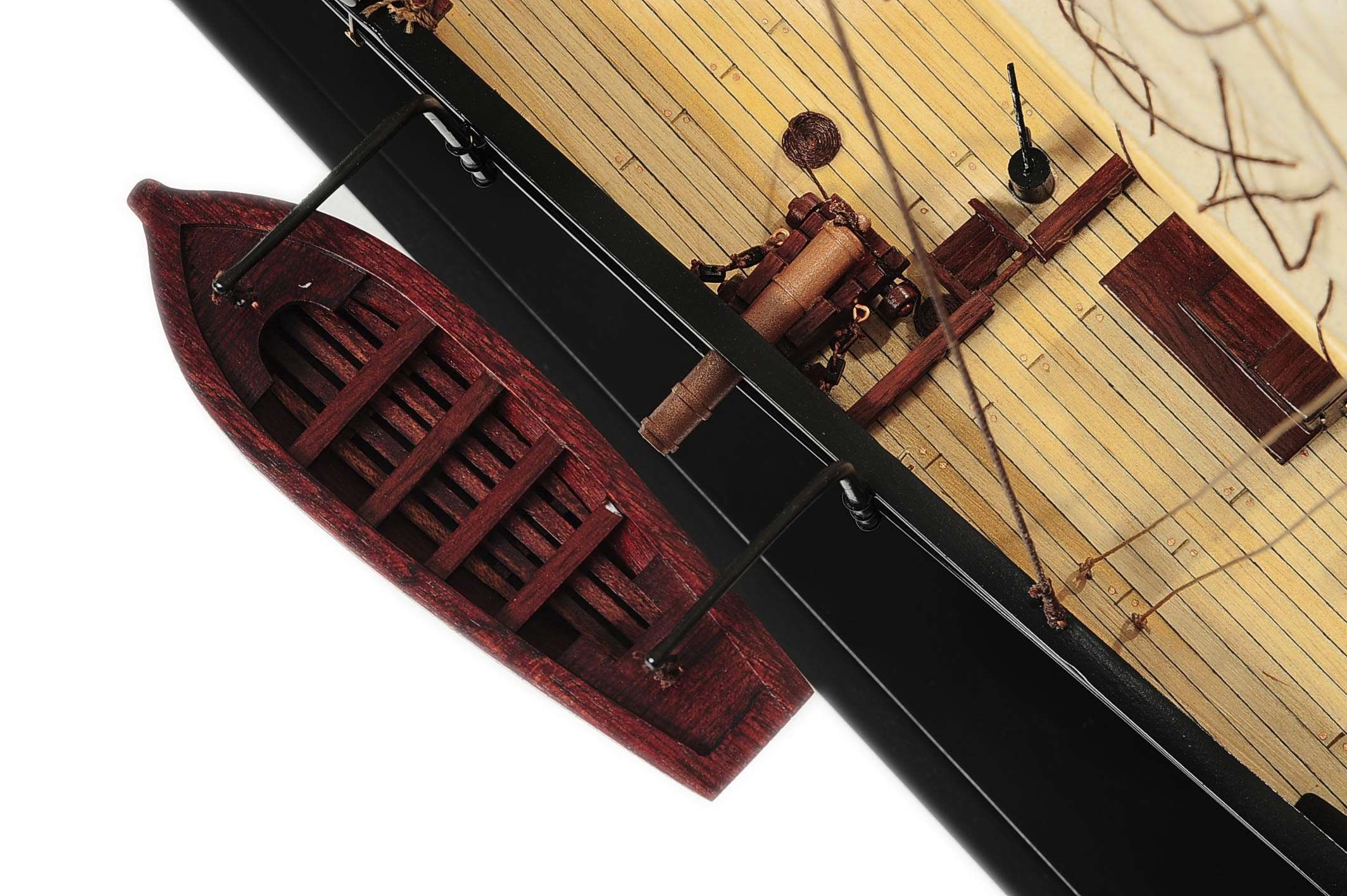 The Eamont Model Boat