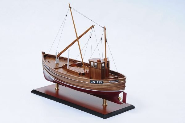1431-4558-Mary-Mclean-CN193-Model-Boat