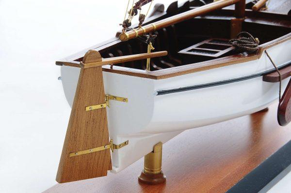 Dutch Marker Roundbow Model Boat