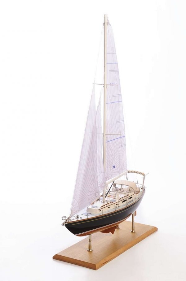 1438-4709-Indigo-Moth-Model-Yacht