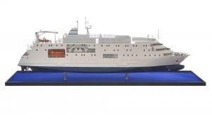 MV Corals Cargo Vessel