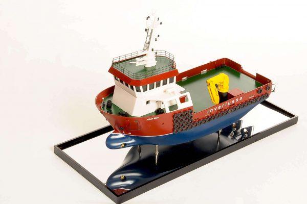 Helen Mary Work Vessel