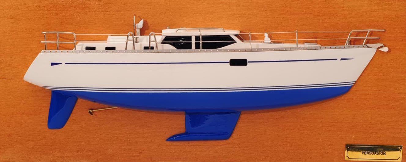 Oyster 45 (Persuasion) Half Model