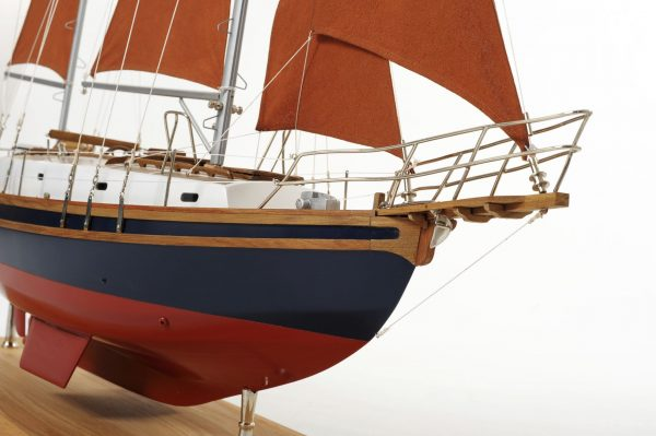 Wight Steel Sailing Yacht